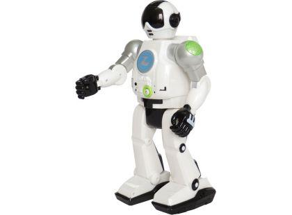 Made Interaktivní robot Zigy - Černý