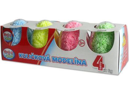 Made Kuličková modelína