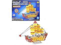 MaDe Malý mechanik loď
