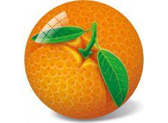 MaDe Míč pomeranč 23 cm