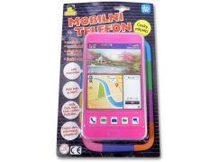 MaDe Mobilní telefon Růžová