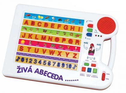 Made Naučná tabulka Živá abeceda