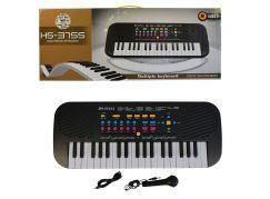 Made Piáno elektronické 37 kláves s mikrofonem