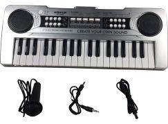 Made Piáno elektronické s mikrofonem 37 kláves