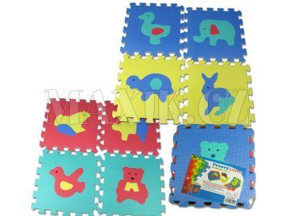 Made Pěnový koberec zvířátka