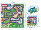 Made Pěnové puzzle Autodráha 9ks 5