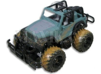 Made RC Auto Galaxy SUV - Zelená