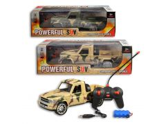 Made RC Auto Powerful SUV