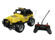 Made RC Jeep