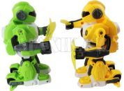 Made RC Robot 2ks - Zelená a žlutá