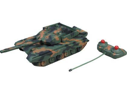 Made RC Tank Type 99 na dálkové ovládání - hnědý