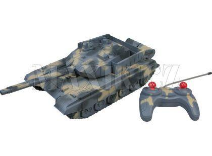 Made RC Tank Type 99 na dálkové ovládání - béžový