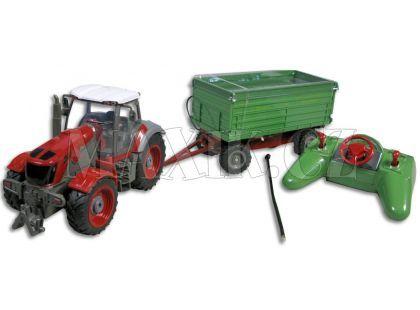 Made RC Traktor s přívěsem na dálkové ovládání