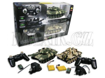 Made Tank na dálkové ovládání 2ks