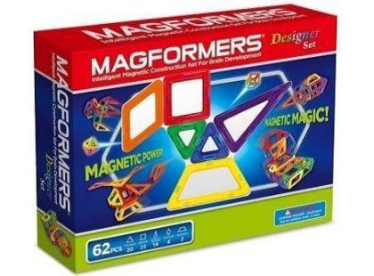 Magformers Designer - 62 ks