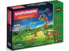 Magformers Dinosaurus Set 65ks
