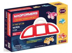 Magformers My first Buggy car červená 14ks