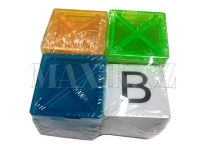 Magformers Panely ABC - 54 ks