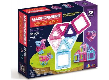 Magformers Pastelle 30ks