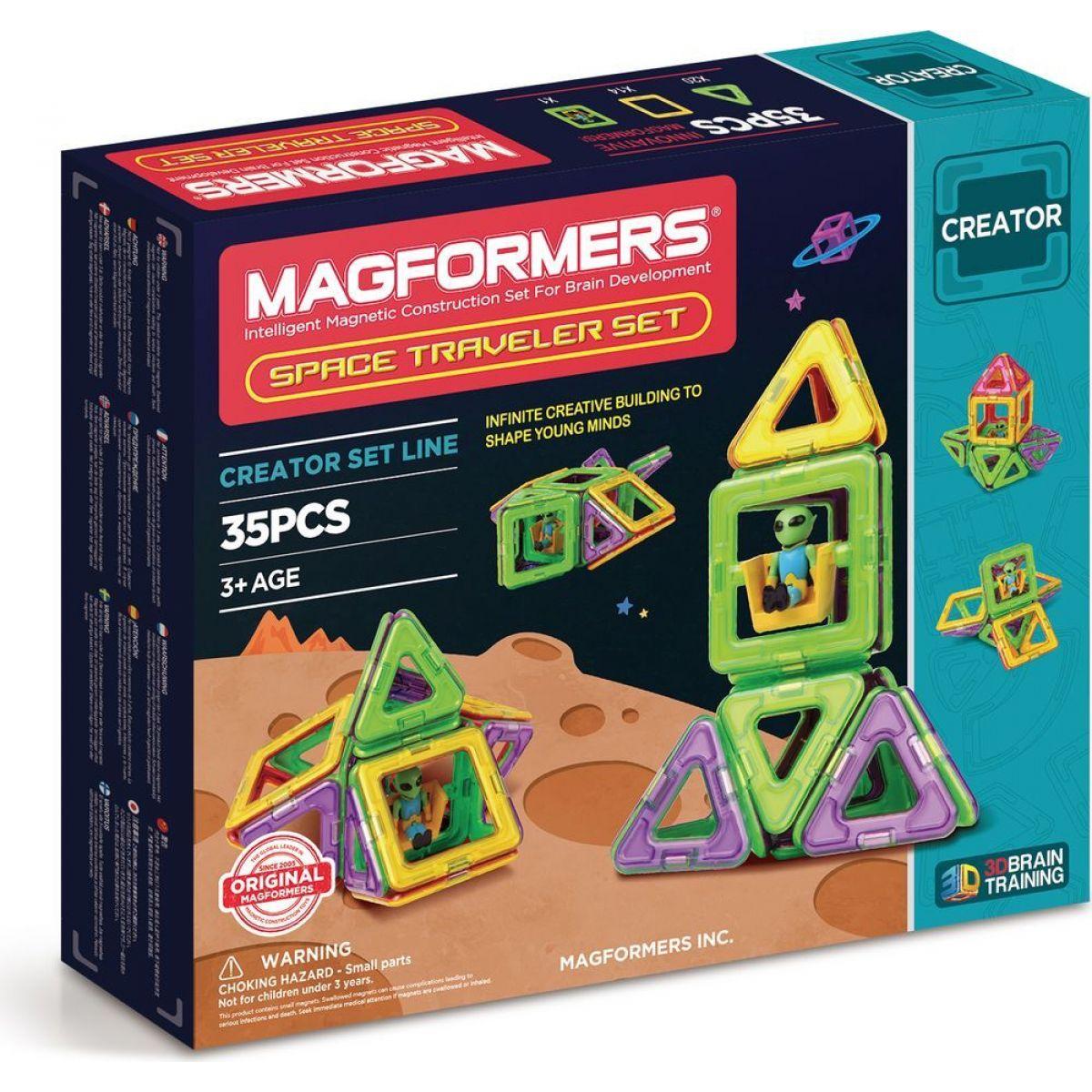Magformers Space Traveler 35ks