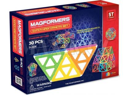 Magformers Super Magformers Set 30ks