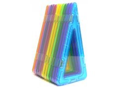 Magformers Vysoké trojúhelníky - 12 ks