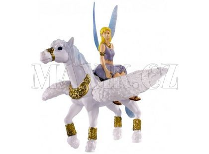Magic Fairies na koni - Pegas bílý