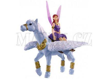 Magic Fairies na koni - Pegas modrý