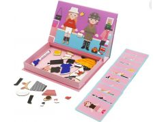 Magnetic Art Case Dress up 50
