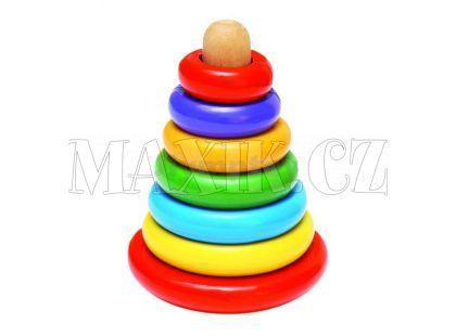 Magnetická skládací pyramida Káča