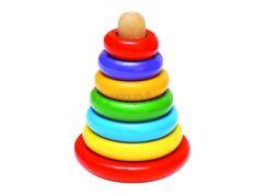 Woody Magnetická skládací pyramida Káča