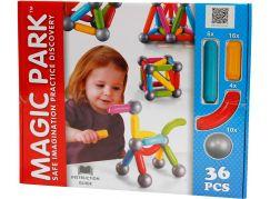 Magnetická stavebnice Magic Park 36