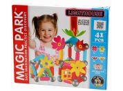 Magnetická stavebnice Magic Park LED 41