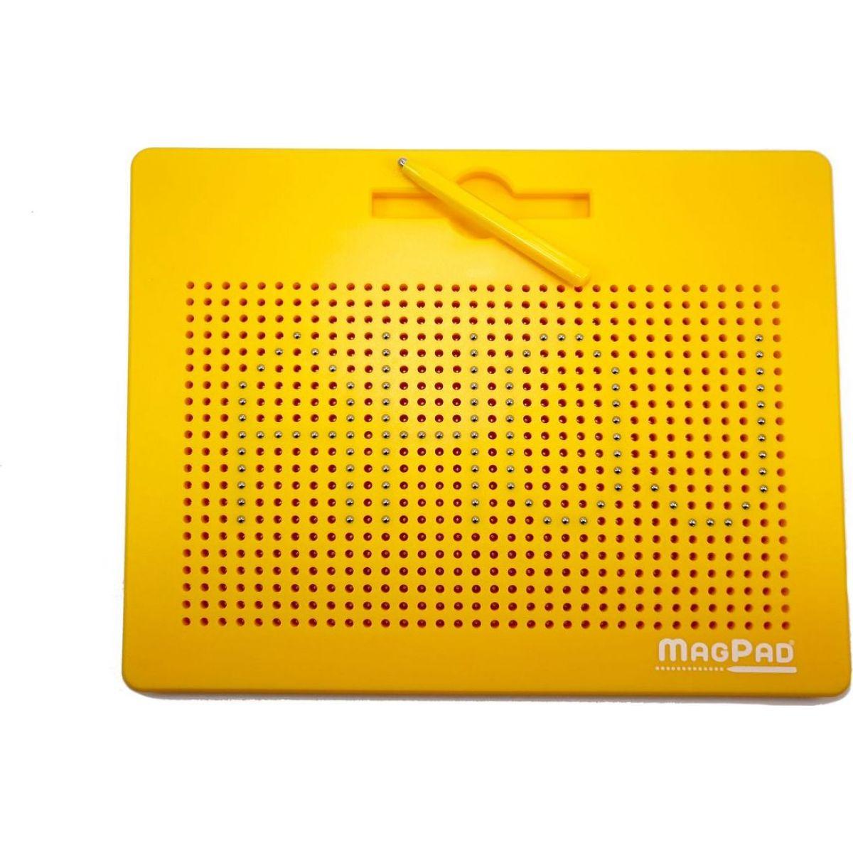 Magpad Magnetická kreslící tabule Big žlutá