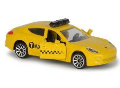 Majorette Autíčko kovové City Taxi