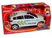 Majorette Kufřík Auto na 24 autíček - Policie