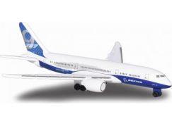 Majorette Letadlo 13cm Boeing 787-9