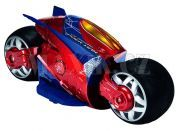 Majorette Spiderman RC Cyber Cycle