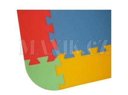 Malý Génius Zakončovací díly pro Maxi pevný koberec 24 dílů