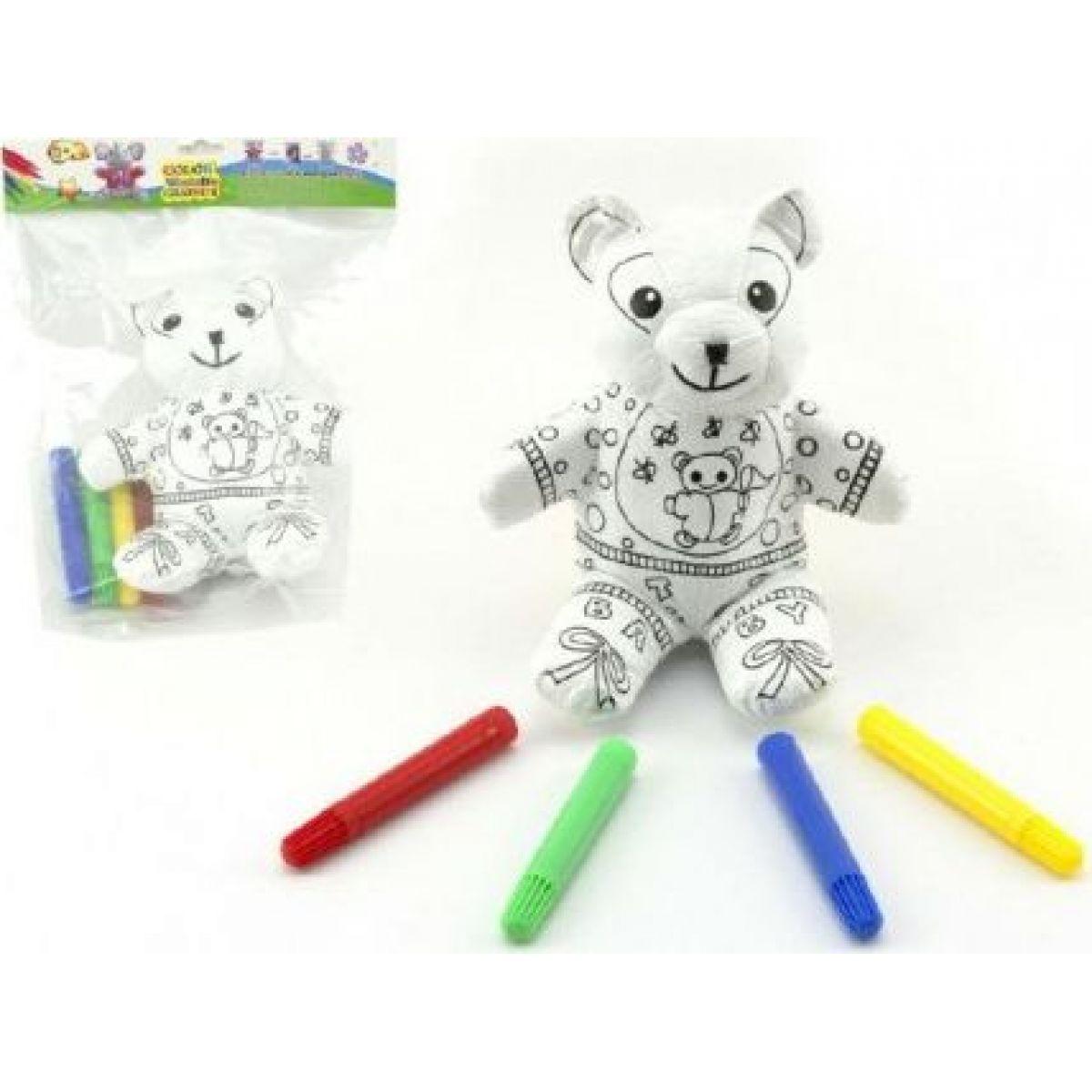 Malovací zvířátko medvídek