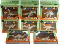 Malování set dinosaurus