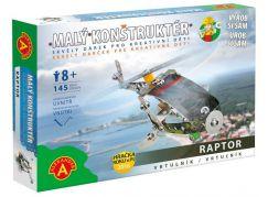 Alexander Malý konstruktér Vrtulník Raptor