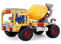 Malý mechanik auto domíchávač 296 ks