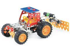 Malý mechanik traktor s příslušenstvím 4 v 1 161 ks