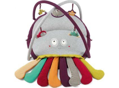 Mamas & Papas Hrací deka s hrazdou Chobotnice