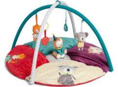Mamas & Papas Hrací deka s hrazdou Opička