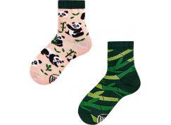 Many Mornings Dětské ponožky Sweet Panda 27-30