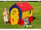 Marian Plast Domeček Dream House - červeno-žlutý 4