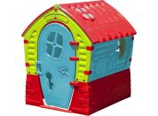 Marian Plast Domeček Dream House zeleno-modrý