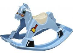 Marianplast houpací koník modrý